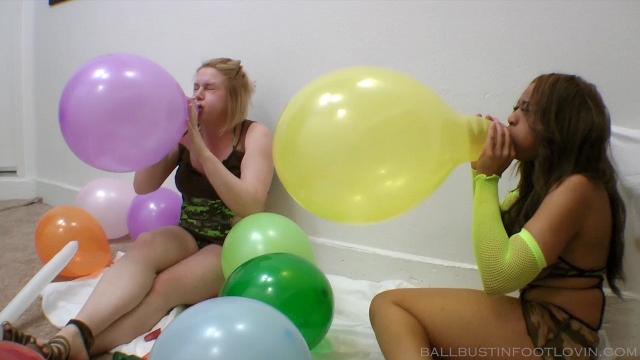 The Sexy Balloon Pre-Party