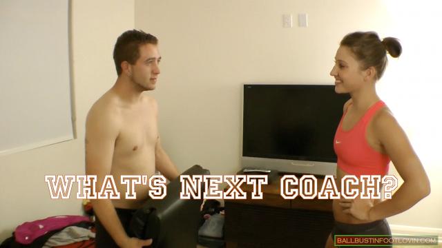 What's Next Coach?