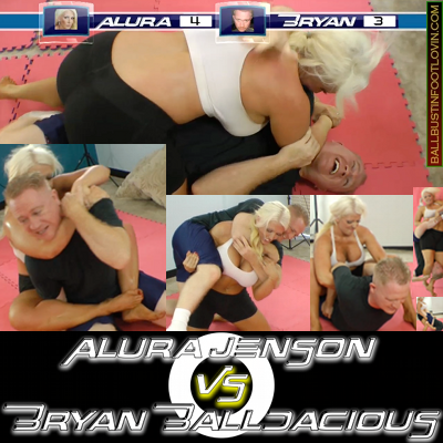 Alura Jenson vs Bryan Balldacious