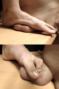 Amazon Feet Stomping Balls