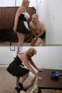 Recommend amazon ballbusting for
