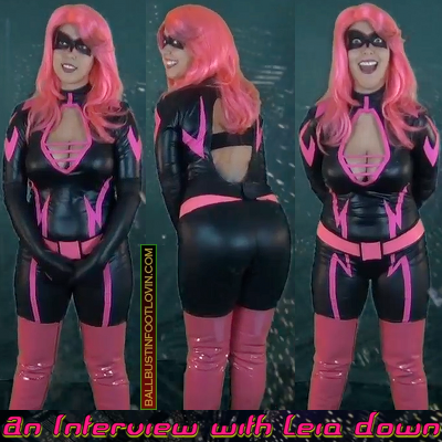 An Interview with Leia Down