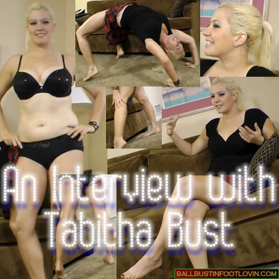 An Interview with Tabitha Bust