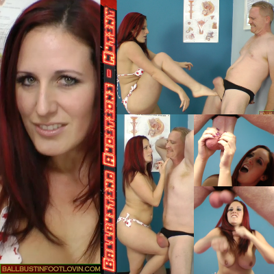 Ballbusting Auditions – Mutiny