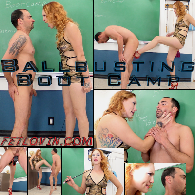 Ballbusting Boot Camp