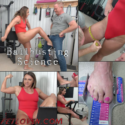 Ballbusting Science