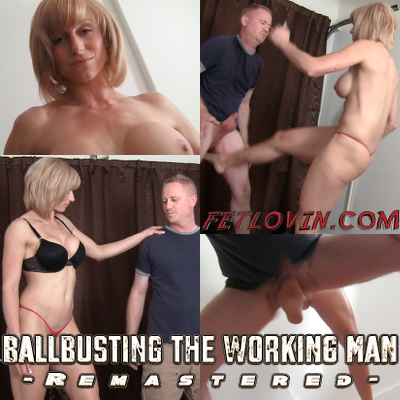 Ballbusting the Working Man – Remastered