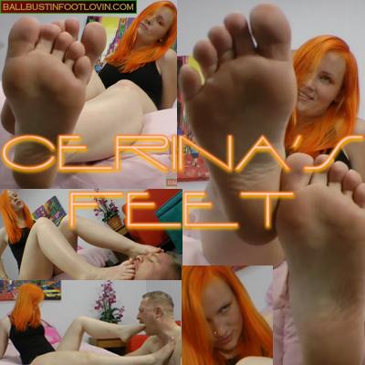 Cerina's Feet