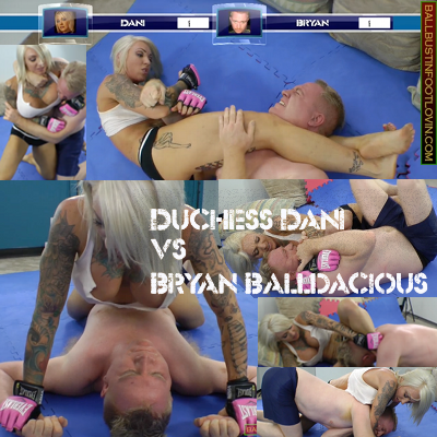 Duchess Dani vs Bryan Balldacious