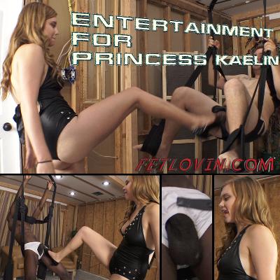 Entertainment for Princess Kaelin