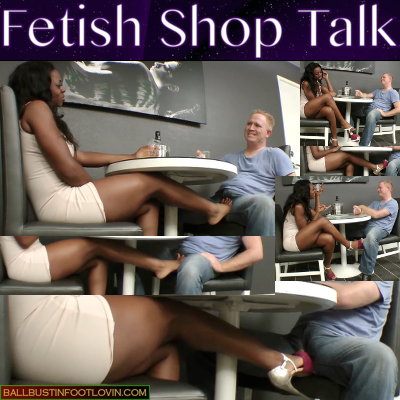 Fetish Shop Talk