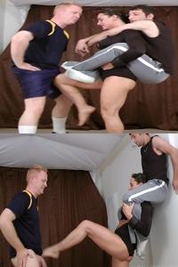 Fitness Ballbusting