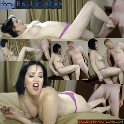 Horny Ballbuster