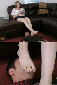 Ignored Foot Smoother