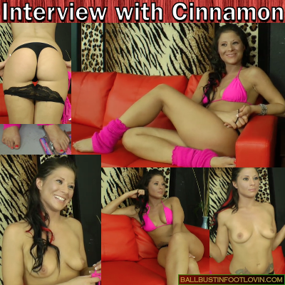 Interview with Cinnamon