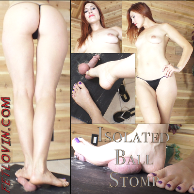 Isolated Ball Stomp