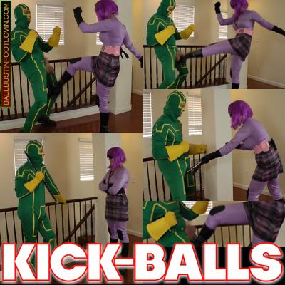 KICK-BALLS