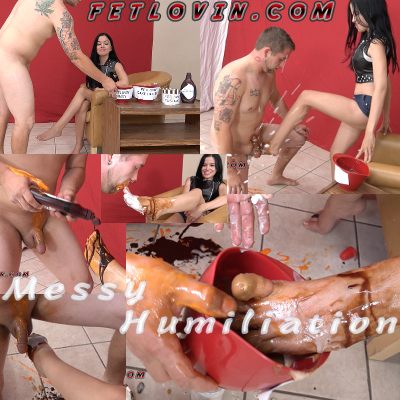 Messy Humiliation