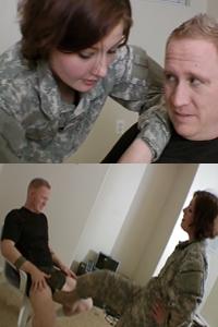 Military Interrogations