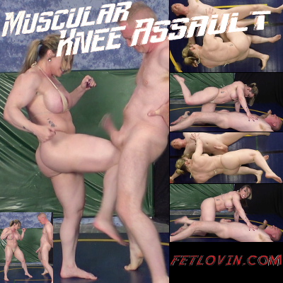 Muscular Knee Assault