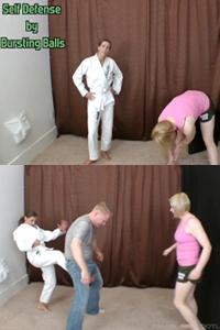 Self Defense by Bursting Balls