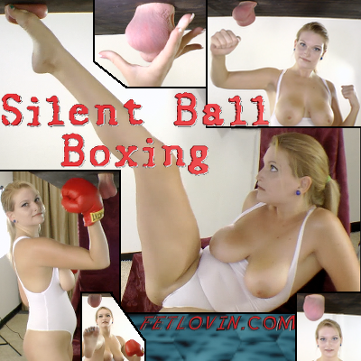 Silent Ball Boxing