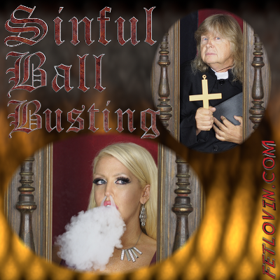 Sinful Ballbusting