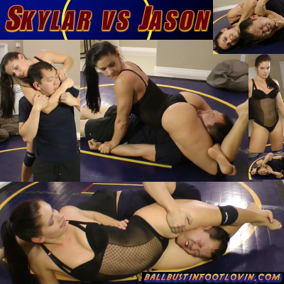 Skylar vs Jason