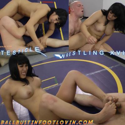 Testicle Wrestling XVI