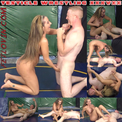 Testicle Wrestling XXXVII