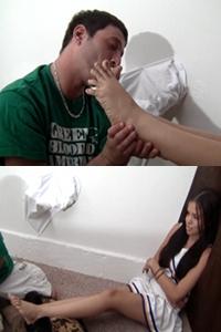 The Foot Crazy Leprechaun