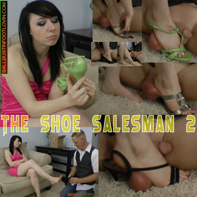 The Shoe Salesman 2