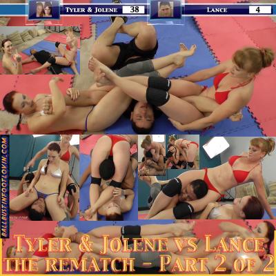 Tyler & Jolene vs Lance the Rematch – Part 2 of 2